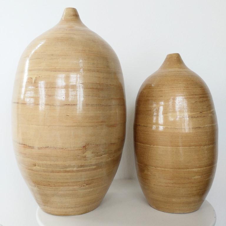 Spiksplinternieuw Bamboe vazen - Jtotaalwonen.com QB-42