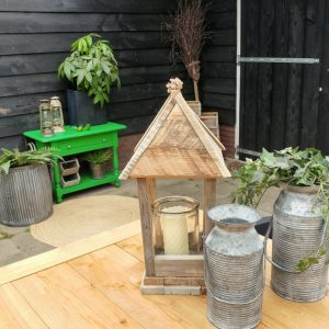 Buiten en tuin